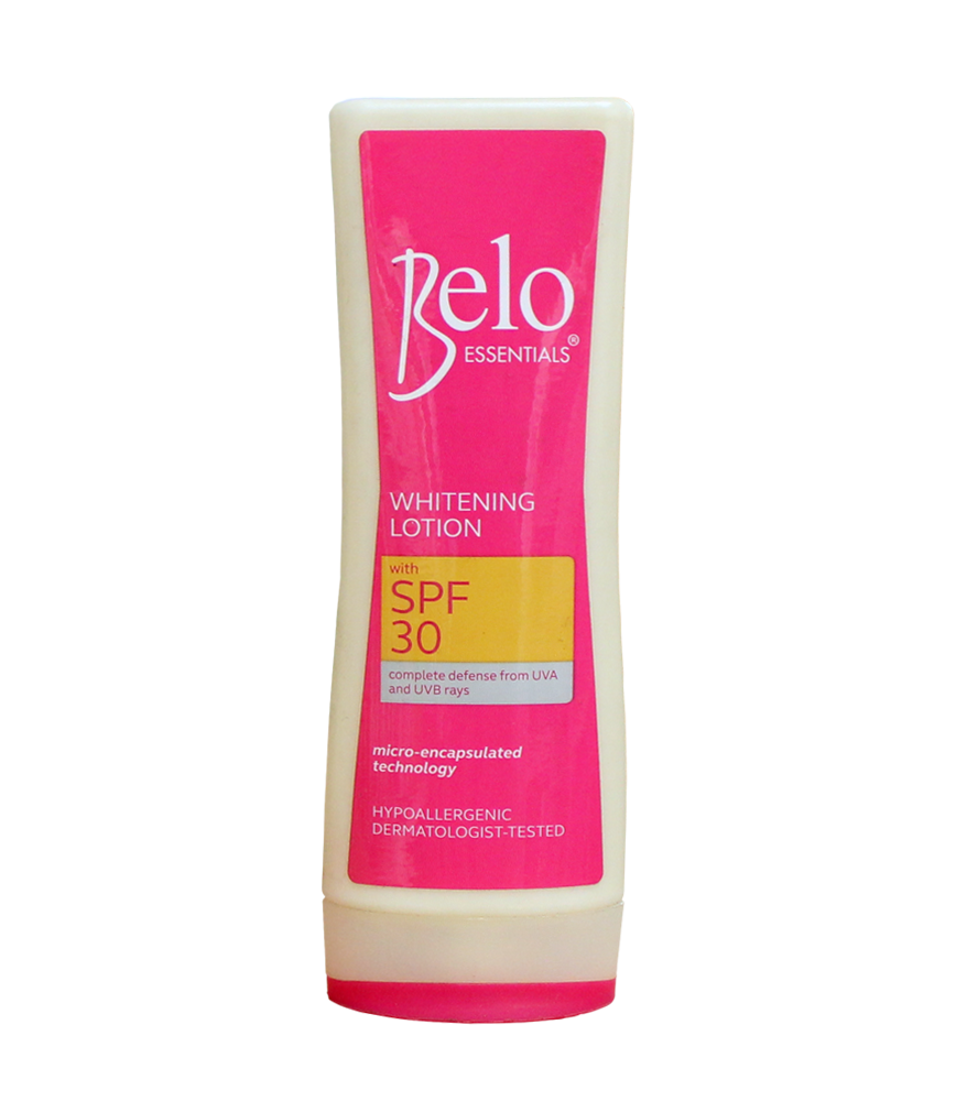 Belo Whitening Lotion Spf30 100ml Rose Pharmacy Body Sp