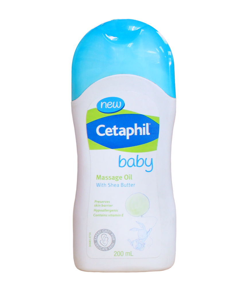 CETAPHIL BABY MASSAGE OIL 200ML | Rose Pharmacy