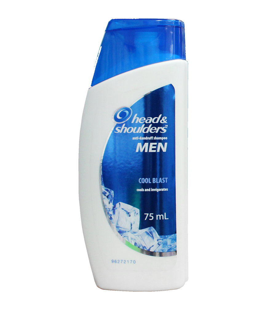 Head And Shoulders Shampoo Men Cool Blast 75ml Rose Pharmacy N