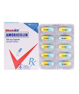 AMOXICILLIN 250MG CAPSULE - RITEMED