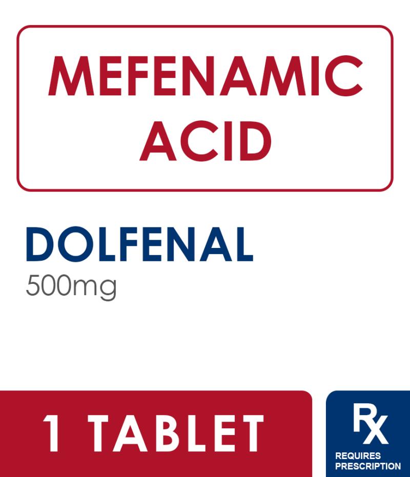 DOLFENAL 500MG