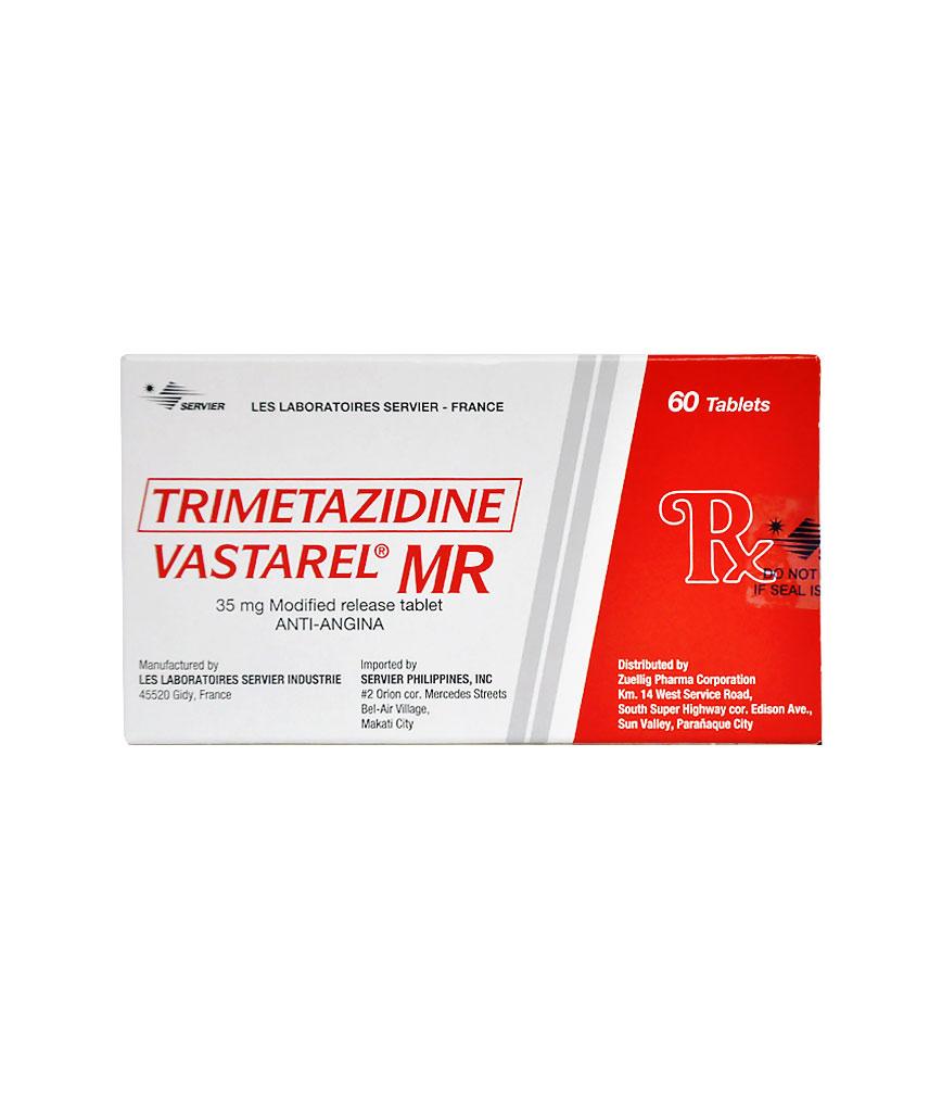 Vastarel - Complete Drug Information, Side Effects and ...
