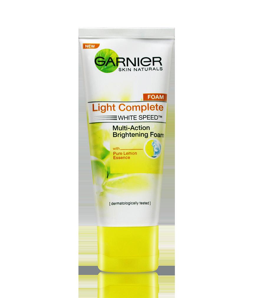 Garnier Light Complete Multi Action Brightening Foam Pure