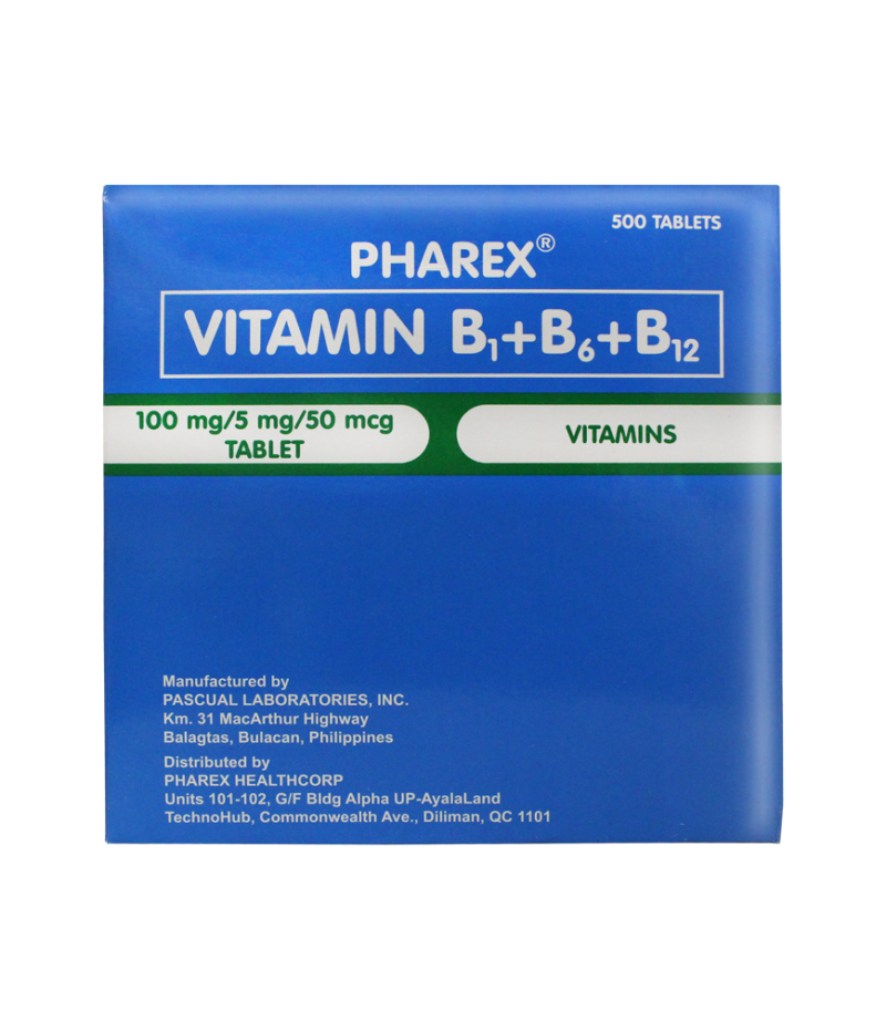 VIT B COMPLEX - PHAREX
