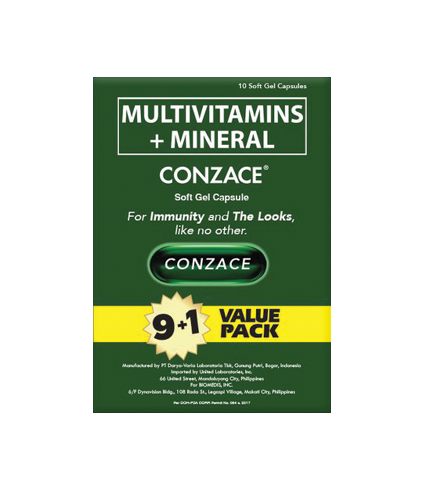 Conzace Capsule Rose Pharmacy
