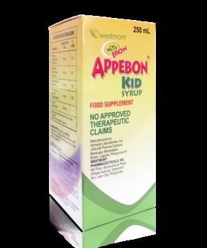 Appebon Kid Syrup 250 ml
