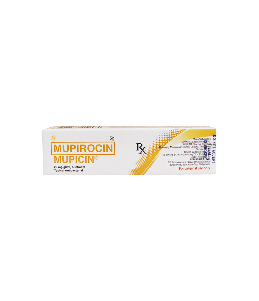Mupicin 2 Ointment 5g Rose Pharmacy