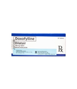 duavent nebule dosage