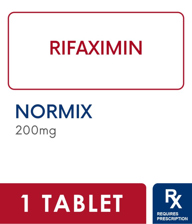 NORMIX 200MG