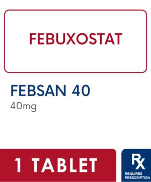FEBSAN 40 40MG