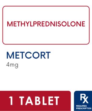 METCORT 4MG
