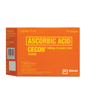 Cecon 500mg Chewable Tablet