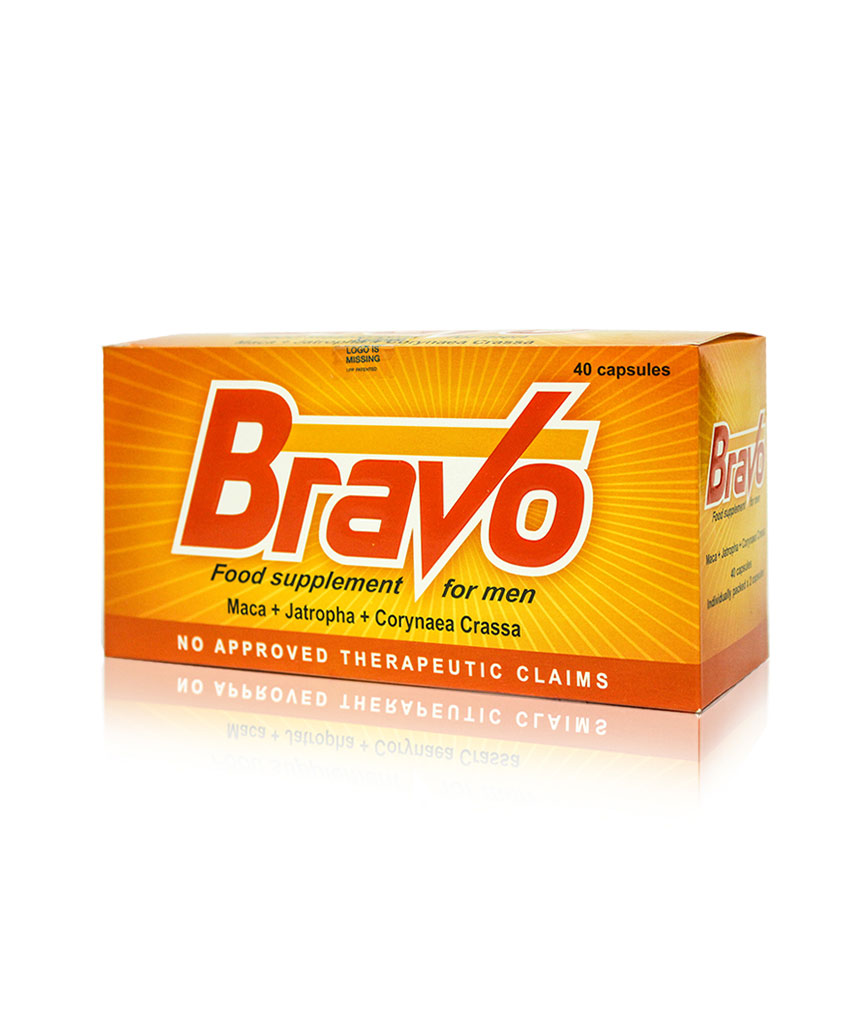 BRAVO F0OD SUPPLEMENT FOR MEN TABLET