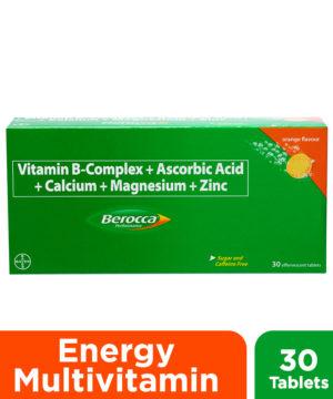 Berocca Perf Mg Zn Tablet