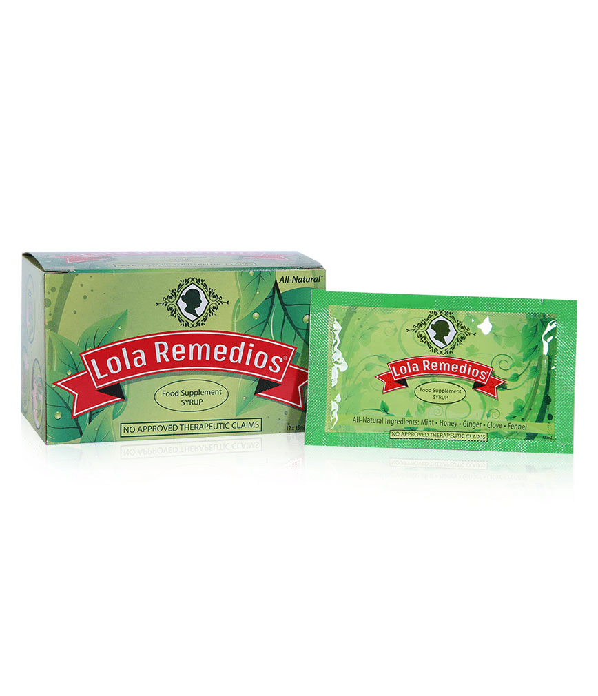 LOLA REMEDIOS FOOD SUPPLEMENT SYRUP 15ML