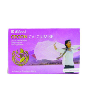 CECON CALCIUM BE CAPSULE