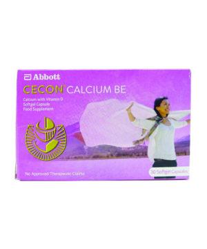 CECON CALCIUM BE CAPSULE