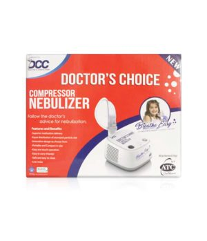 DOCTORS CHOICE COMPRESSOR NEBULIZER