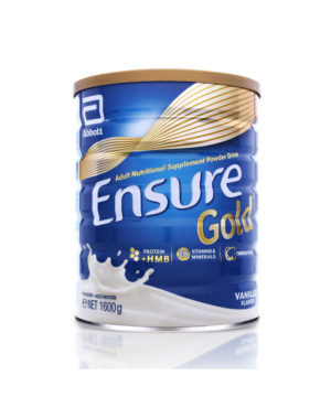 ENSURE GOLD VANILLA