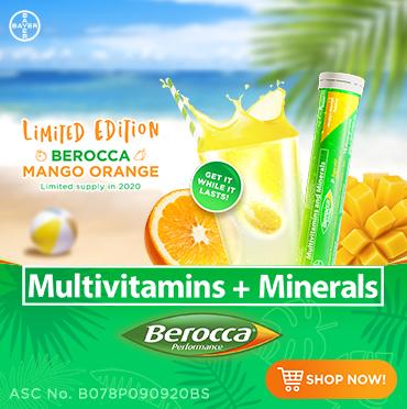Berocca Multivitamins