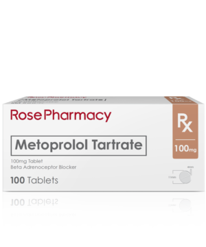 METOPROLOL 100MG TABLET