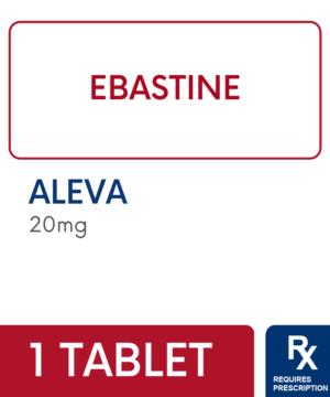 ALEVA 20MG TABLET
