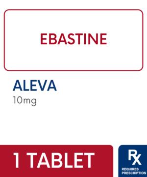 ALEVA 10MG TABLET