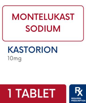 KASTORION 10MG FC TABLET