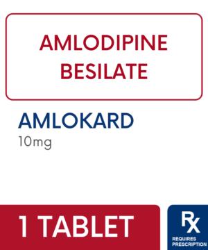 AMLOKARD 10MG TABLET
