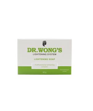 DR. WONG LIGHTENING SOAP