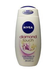 Nivea Diamond Touch Cream Shower Oil